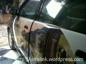 Branding Mobil Avanza | Pasang Sticker Mobil Promosi Jakarta